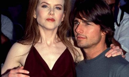 """Nicole Kidman Says That The girl And Tom Cruise Had been """"Happily Married"""" While Recording """"Eyes Wide Shut"""""""