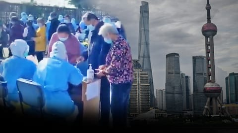 Cina Insider: Shanghai Locks Lower Communities After Airport Worker Tests Positive