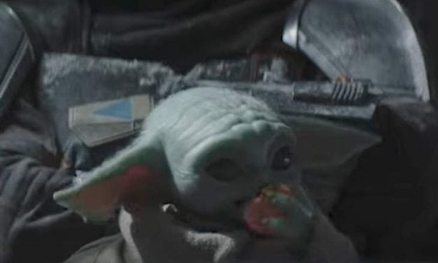 Lucasfilm Has Been Forced To Defend Child Yoda After An Show In Which He Eats Frog Babies
