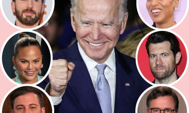 Political election 2020: Celebs React To May well Biden' s Big Earn!