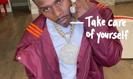 Artist DaBaby Reveals He' ersus Seeking Therapy After Brother' s Tragic Suicide: ' Take That S**t Serious'