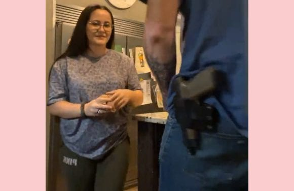 Jenelle Evans Responds After Enthusiasts Are SHOCKED To See Brian Eason Carrying A Gun Close to His Children