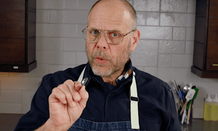 """Alton Brown Apologized For Their """"Humorous"""" Tweets About The Holocaust"""