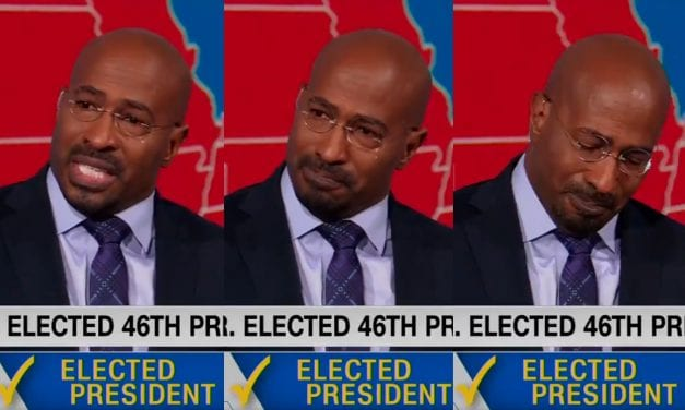 Vehicle Jones Absolutely BREAKS DOWN SOBBING After Election Call! View!
