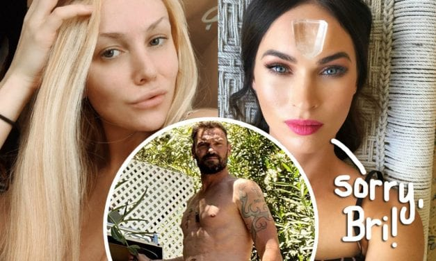 Courtney Stodden Says Brian Austin tx Green Only PRETENDED To become a Father While ' Really Just Seeing Other Women'!