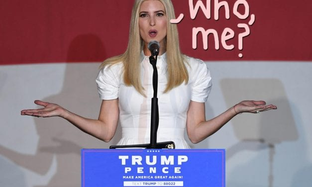Ivanka Drops The Mask and Goes Full TRUMP Upon Twitter Over Fraud Analysis