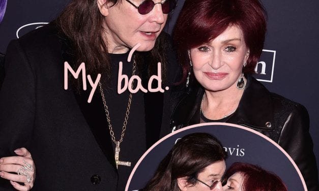 Ozzy Osbourne Reveals He Misgivings Cheating On Sharon In The Past: ' I Got My Reality Check'