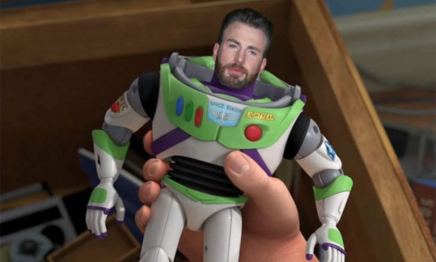 Philip Evans Will Voice Your Buzz Lightyear In A Disney+ Movie