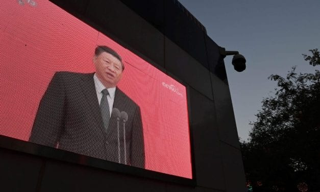 Whenever Xi Jinping's Diplomatic Actions Become Fodder for Inner Propaganda
