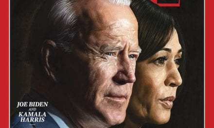Later on Biden And Kamala Harris Are TIME Magazine's 2020 Persons Of The Year