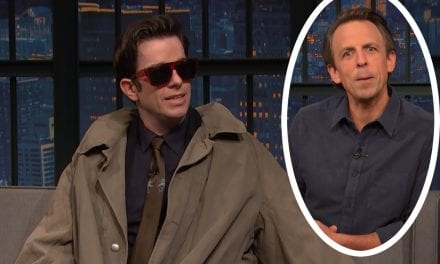 David Mulaney Was Reportedly ' Out Of His Mind' Upon Drugs During THIS Seth Meyers Clip From Last 30 days