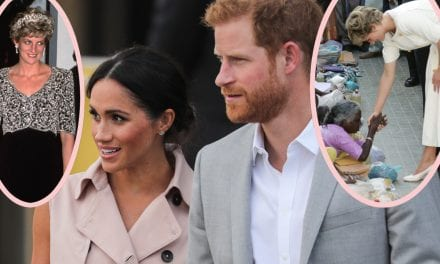 'I Am My Mother's Son': Prince Harry & Meghan Markle Pen Emotional Letter As They Finally Launch Archewell Foundation Website