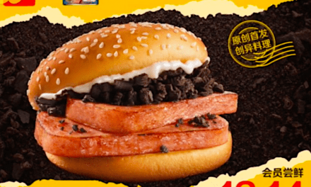 Open up Post: Hosted By The Brand new Oreo Spam Burger Through McDonald's China