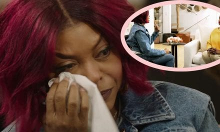 Taraji P. Henson Reveals She' s Had Suicidal Thoughts Throughout Lockdown — And Has That gun