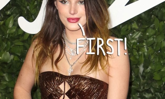 Bella Thorne Gets SLAMMED Meant for Claiming She ' Had taken The Hit' For Being ' First' On OnlyFans — WHAT?!