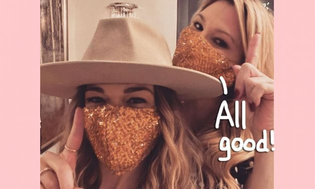 Brandi Glanville & LeAnn Rimes Spend Christmas Together Subsequent Masked Singer Trouble!