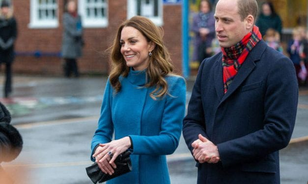 Knight in shining armor William And Duchess Kate Have Been Accused Of Busting COVID Rules At A Xmas Event