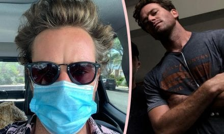 Armie Hammer Allegedly Has Key IG Account — With increased Disturbing Stuff On It!