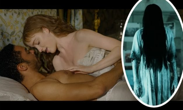 Bridgerton Star Reveals HYSTERICAL Nude Ghost Encounter During Recording!