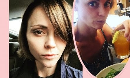 Christina Ricci' s Estranged Hubby Now Claims SHE Is A good Abusive Drunk — Which Injured Herself!