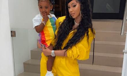 """Cardi B Defended Her Directly to Not Let Her 2-Year-Old Daughter Listen To """"WAP"""""""
