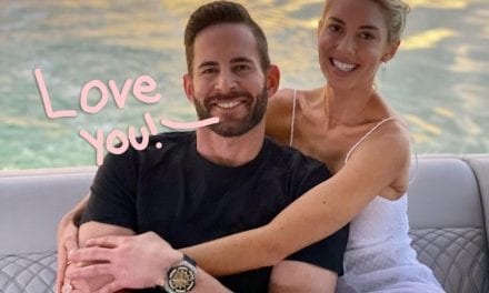 Tarek El Moussa Shares Special Message For His 18-Month Anniversary With Finacée Heather Rae Young