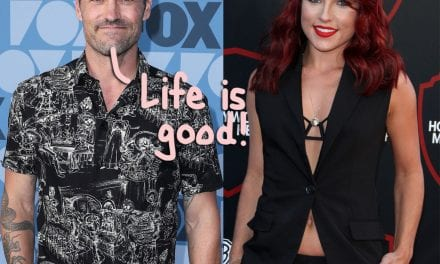 John Austin Green Says Issues Are ' Going Very well Right Now' With Sharna Burgess!