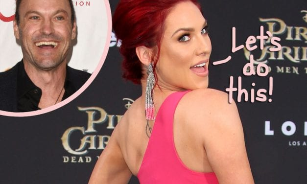 Sharna Burgess Goes Instagram Recognized With Brian Austin Eco-friendly And The Pic She Selected Is THE CUTEST!
