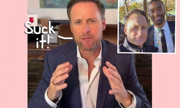 Bob Harrison Tells Troll In order to ' Suck It' Within Spicy Instagram Comment! Whoa!