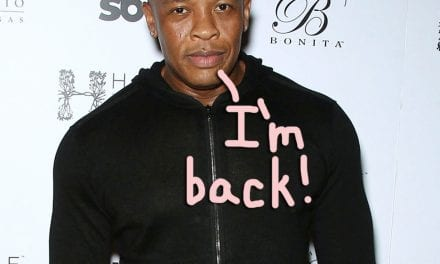 Doctor Dre Returns To The Facilities For The First Time Since Being Released Through Hospital After Brain Aneurysm
