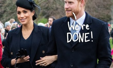 Knight in shining armor Harry & Meghan Markle Have Reportedly Quit Social media marketing For Good, ' Very Unlikely' To Ever Return