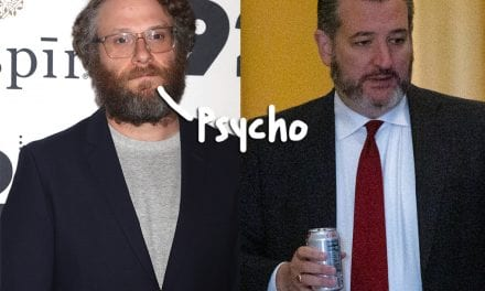 Seth Rogen & Ted Johnson Feud On Twitter and It Gets UGLY!