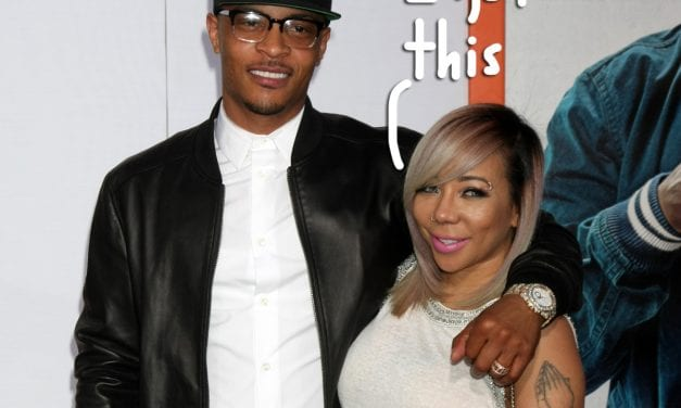 Small Harris Defends Husband Capital t. I. Amid Claims He or she Held A Gun To A Woman' s Head!