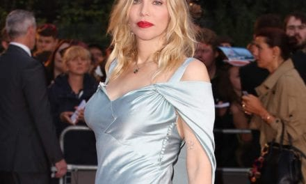 """Courtney Love Called Her 2005 Solo Album One Of The girl """"Great Shames"""" Along With """"Steve Coogan And Crack"""""""