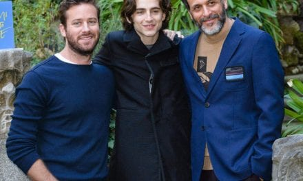 """Armie Hammer """"Leaves"""" Another Project As His """"Call Me By Your Name"""" Collaborators Work On A Cannibal Love Story"""