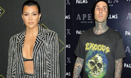 Kourtney Kardashian And Travis Barker Might Really Be A Thing (UPDATE)