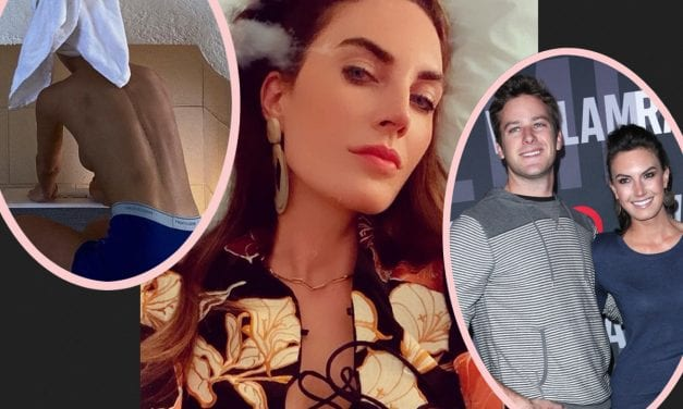 Armie Hammer's Ex-Wife Elizabeth Chambers Releases First Statement On Abuse & Cannibalism Allegations
