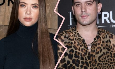 Ashley Benson & G-Eazy Call it up Quits After Less Than A Yr Of Dating