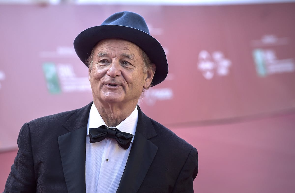 Bill Murray at Rome Movie Fest 2019