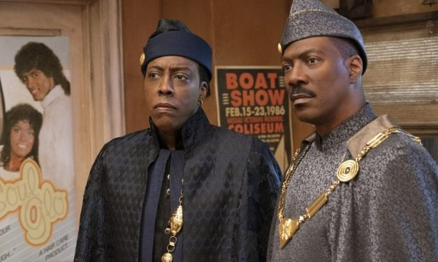 'Coming to America' Arranged a Record That Was not Broken Until Marvel's 'Black Panther'