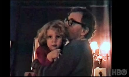 7-Year-Old Dylan Farrow Accuses Hard woody Allen Of Touching The girl ' Privates' In Previous Footage Seen For First-time For Upcoming HBO Doctor