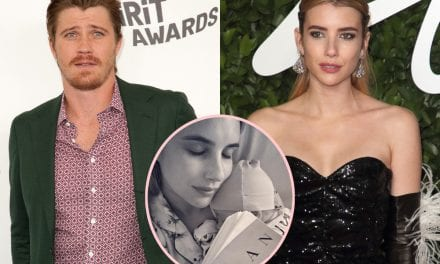 Garrett Hedlund Reveals The Well-known Godfather Of His and Emma Roberts' Son — And It May Shock A person!