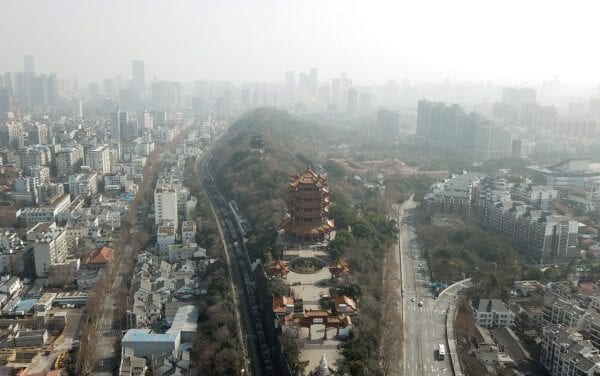 Wuhan Residents Commemorate COVID-19 Sufferers During New Year Vacation