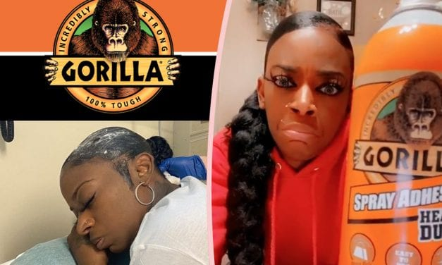 ' It Started To Burn': Gorilla Glue Girl Tells Complete Horror Story In 1st Interview — Will The girl Sue??