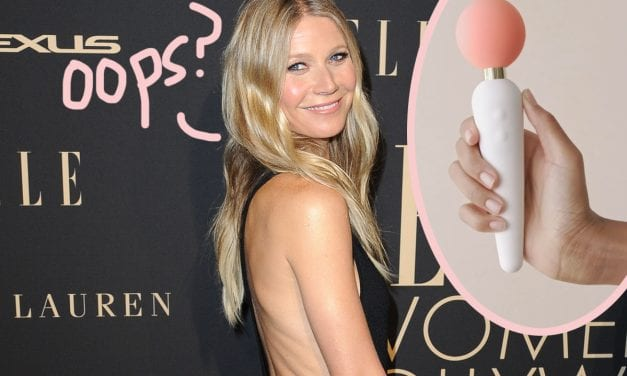 Gwyneth Paltrow Can' t Assist But Make Jokes Right after GOOP Invents Their Own Sex toy!