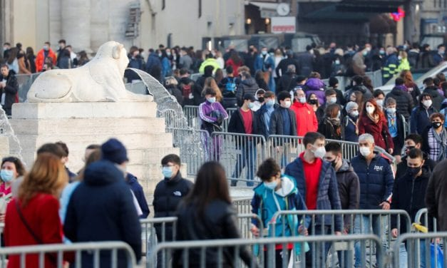 The majority of Italy to Get into Lockdown as Country Faces 'New Wave' of CCP Computer virus Outbreak