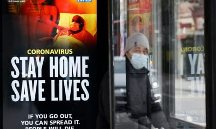 CCP Virus Infections Continue to Fall Across UK