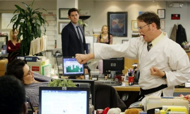 'The Office': Rainn Wilson's Key To Playing Dwight Schrute