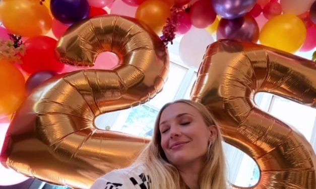 May well Jonas Shares HIGHlarious Birthday celebration Tribute To Sophie Turner' s ' Two Moods'!
