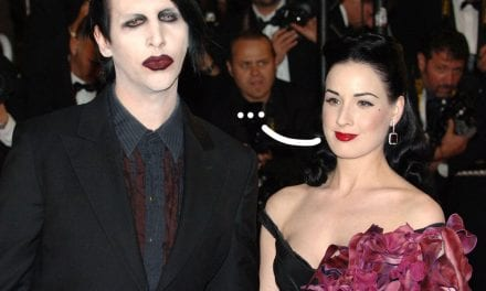 Do Dita Von Teese Touch At Marilyn Manson Mistreatment During Their Marriage YEARS Ago?!